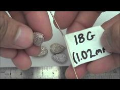 Gray Rhodium 15X10mm Pear Shape Bead with Cubic Zirconia | Wholesale Beads & Jewelry Making Supplies