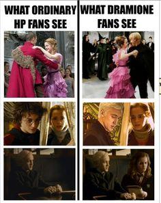 Hermione & Draco - Dramione