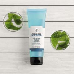 Skin Toner, Cleanser And Toner, Face Cleanser, Oily Skin, The Body Shop, Body Shop At Home, Deep Cleansing Facial, Cleansing Gel, Cleanser For Combination Skin
