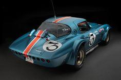 1963 Chevrolet Corvette Grand Sport © peter harholdt
