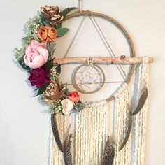 Hey, I found this really awesome Etsy listing at https://www.etsy.com/listing/478358329/dreamcatcher-rustic-dreamcatcher-unique