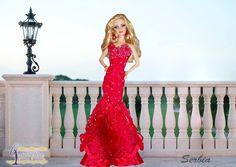 MDU Miss Serbia Radojka Vladimirt 2015 qw