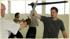 Sword practice for Robin Hood TV show Robin Hood Bbc, Sherwood Forest, Joe Armstrong, Gerard Butler, In The Heart, Movies And Tv Shows, Sword, Favorite Quotes, Behind The Scenes