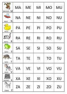 Spanish Worksheets, Spanish Teaching Resources, Alphabet Worksheets, Learning Spanish, Learning Websites For Kids, French Education, Bilingual Education, Classroom Language, French Lessons