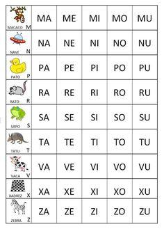 Studious Abakada Chart Printable 2019 | Elementary