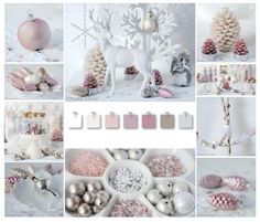 The Enchanted Forest by Torie Jayne....thinking about making this my Christmas palette for my room