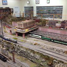Great Smokey Mountain Railroad Museum
