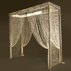 Flashy and Bold Beaded Frame Kit-Ballroom, Great Gatsby Prom Arch for Grand March or Photo Booth