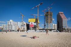 Building. Tel Aviv, Israel © Andy Barton.