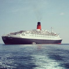 Bucket List Item - Sail on the Cunard QE2......TBA