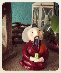 Argilla dipinta. Creations, Christmas Ornaments, Holiday Decor, Home Decor, Art, Art Background, Decoration Home, Room Decor, Christmas Jewelry