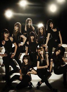 SNSD - Girls Génération - Run Devil Run