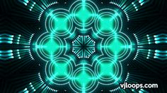 Finest Kaleidoscopic Background #vjloops #vj #loops #visuals #stockfootage #background #abstract #art #mandala #green #animation #motiongraphics #edm #video #pattern