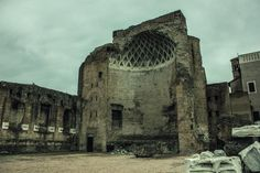 Rome by Nastplas