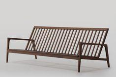 多人直角沙发 手工家具 梵几·家具品牌 fnji furniture online shop
