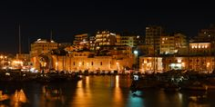 The old Venetian port by Marios Manousakis, via 500px