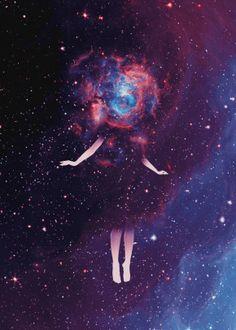 Kenov Mini Art Print by Dorian Legret - Without Stand - x Art Galaxie, Cosmic Art, Applis Photo, Small Canvas Art, My Demons, Poster Prints, Art Prints, Universe Art, Galaxy Art