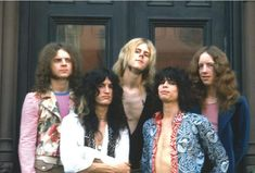 Aerosmith another popular band from the 70s!