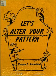 Let's alter your pattern; workbook for teaching the theory ... - Full View | HathiTrust Digital Library | HathiTrust Digital Library