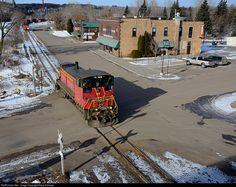 RailPictures.Net Photo: CTRR 35 Cloquet Terminal Railroad EMD SW1000 at Cloquet, Minnesota by Dave Schauer