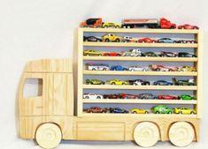 Des meubles et endroits customisés sur le thème des voitures More