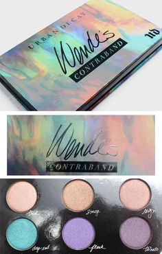 Urban Decay Wende's Contraband Palette
