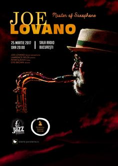 Joe Lovano - Master of Saxophone Saxophone, Award Winner, Drums, Jazz, Events, Concert, Happenings, Drum Kit, Recital