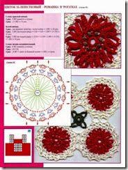 crochet motif 27