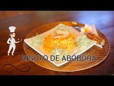 RISOTO DE ABÓBORA COM ARROZ INTEGRAL - RECEITA VEGANA - YouTube