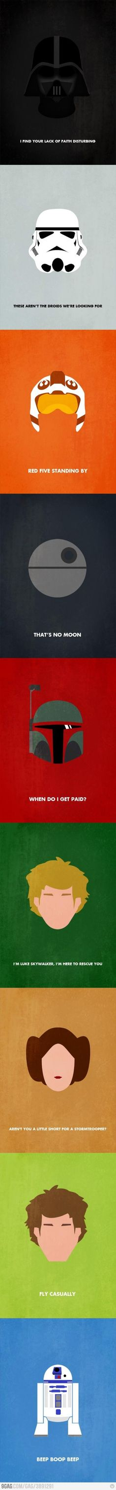 Favourite Star Wars quotes