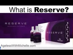 What is reserve from Jeunesse Global? - YouTube www.chantalstamour.jeunesseglobal.com email jeunesselookingyoung.getitnow@gmail.com