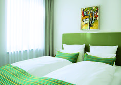 Wohlfühlen in Zuhause-Atmosphäre - rostock apartment LIVING HOTEL