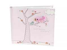 A baby pink handmade photo album with imagery of a bird in a tree. This features a lovely 3d pink bird. Album holds picture size 15cm x 10cm. A great gift for a new baby. Dimensions: l:175 x w:160 x d:30mm Relaunch - WP Slideshow Master You Are About To Discover A Powerful WordPress Plugin That... see more details at https://bestselleroutlets.com/baby/gifts/product-review-for-mousehouse-gifts-pastel-pink-handcrafted-photo-album-for-new-baby-girl-ideal-baby-shower-or-baptism-g