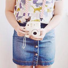 De zomerse musthave: de instax camera van HEMA!