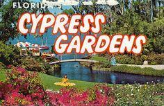 Cypress Gardens  Winter Haven, Florida