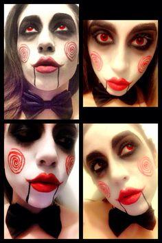 Jigsaw make up