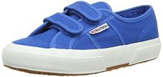 Superga 2750 Jvel Classic, Unisex Kids' Low-Top Sneakers - £30.00