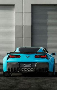 Corvette Stingray~ #LadyLuxuryDesigns