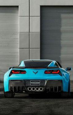 Corvette Stingray~ #LadyLuxuryDesigns