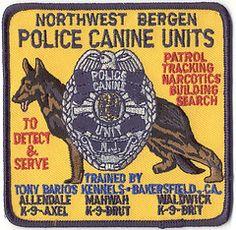 NJ North Bergen PD K-9 Units.  http://www.atmgt.com/