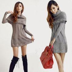 Suéter de lana para mujer