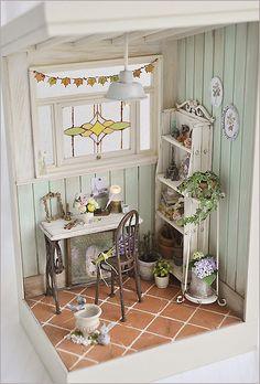 "Garden Room ""Petit Jardin""."