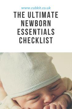 newborn essentials checklist | baby products | new baby essentials