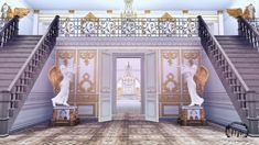 """miljamaison: """"White & Gold ❦ by MILJA MAISON More gold for Thank you for your amazing content, Sims Love, Sims 4 Pets, Sims 4 Kitchen, Sims 4 House Design, Casas The Sims 4, Sims Building, Sims 4 Dresses, Sims 4 Build, Sims 4 Houses"""