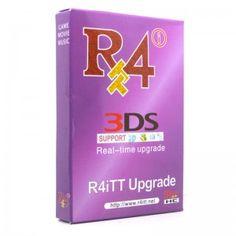 R4iTT für 3DS V9.9.0-26, 2DS und DSi V1.4.5
