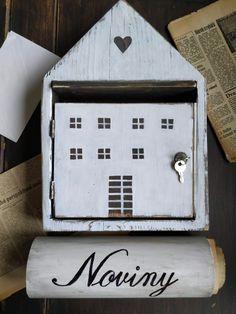 PASTU domov: Dřevěná poštovní schránka Bottle Opener, Barware, Diy And Crafts, Wall, Walls, Tumbler