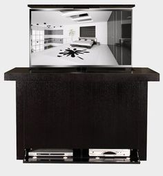 cabinet custombuilt tv furniture made to house largest tvs on the