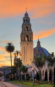 san diego - california tower
