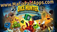 Dice Hunter: Quest of the Dicemancer 2.6.0 Apk Mod (Diamonds) for android    Dice Hunter: Quest of the Dicemancer Apk  Dice Hunter: Quest of the Dicemancer is a Role-Playing Games for Android  Download last version of Dice Hunter: Quest of the Dicemancer Apk  Mod (Diamonds) for android from MafiaPaidApps with direct link  Tested By MafiaPidApps  without adverts & license problem  without Lucky patcher & google play mod   Master tactical dice battles! Enjoy the clever combination of skill and…
