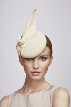 London based milliner Juliette Botterill makes beautiful bespoke headpieces and hats for that special occasion. All designs are hand made to the highest qualit… Summer 2014 Millinery Hats, Fascinator Hats, Fascinators, Headpieces, Idda Van Munster, Race Wear, Crazy Hats, Cocktail Hat, Fancy Hats
